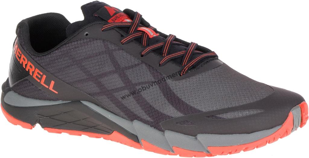 Merrell Bare Access Flex black J09663. Lehké a široké minimalistické  běžecké boty. a9d35076da9