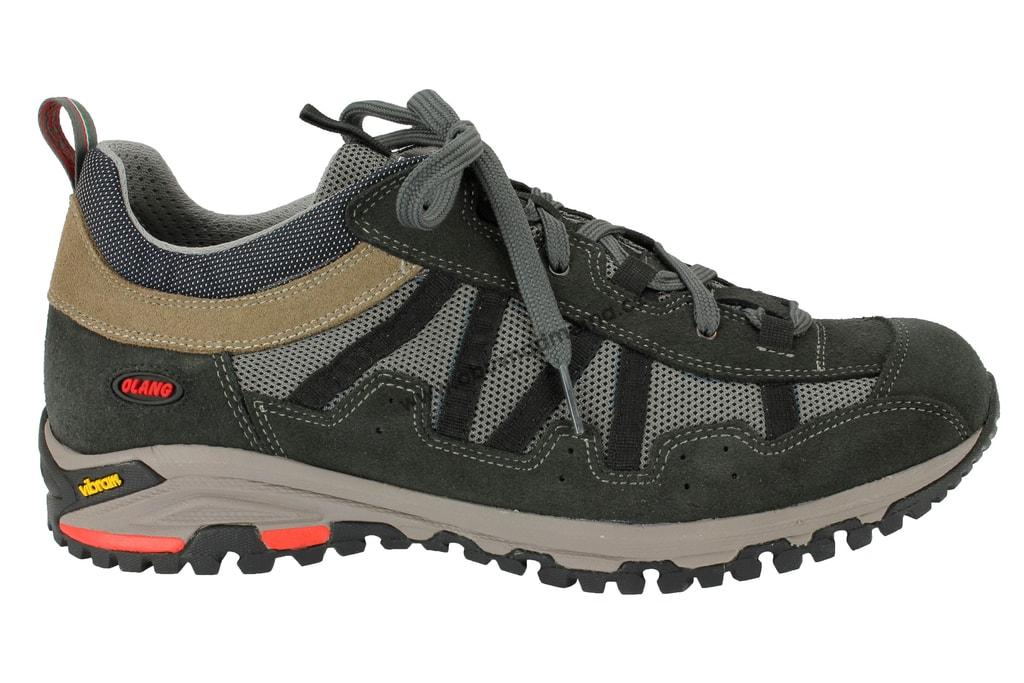 2579dc4a9cb Nízká treková obuv Olang Spagna šedá - Sportovní