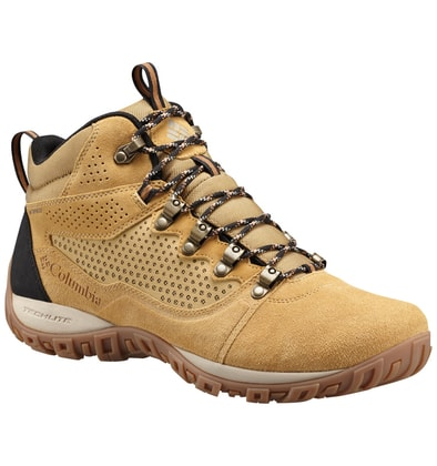 Columbia Peakfreak Venture Mid Suede WP Curry/Ancient Fossil 1746391373