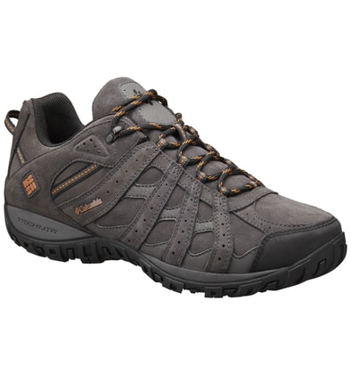 Columbia Redmond Leather Omni-Tech Dark Grey/Bright Copper BM1737