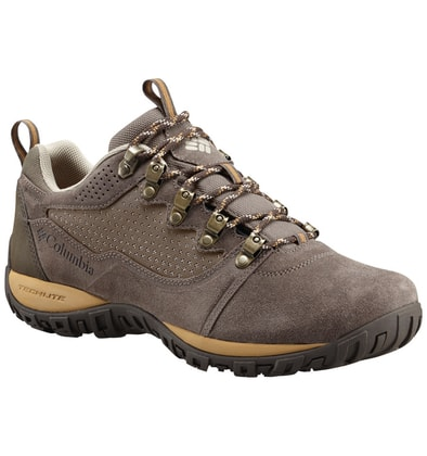 Columbia Peakfreak Venture Low Suede WP Major/Ancient Fossil BM2814