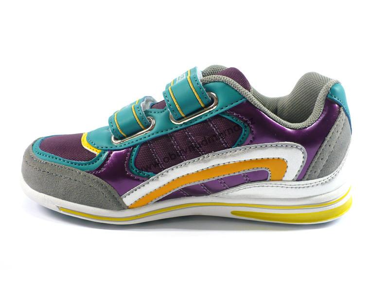 Dětská obuv Wisp fialová Dětská obuv Wisp fialová ... 16641470365