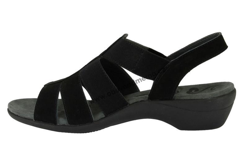 Páskové boty Romika černé Páskové boty Romika černé ... 72269138d8