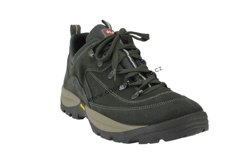 54fb4a4abaa Nadměrné trekové boty Olang Dakota.TEX - 816 Antracite - Sportovní ...