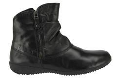 Kotníkové boty Josef Seibel Naly 24 černé 79724 VL971 100 692c05829c